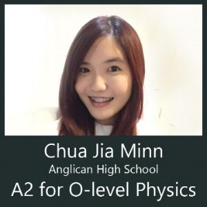 anglican high school AHS o level physics tuition clementi A2 distinction