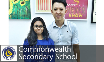 Calvin Kong Physics Tuition - Commonwealth Secondary School