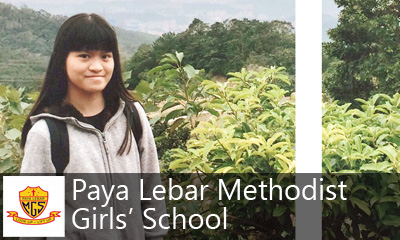 Calvin Kong Physics Tuition - Paya Lebar Methodist Girls' School PLMGS