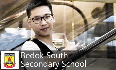 Calvin Kong Physics Tuition, Bedok South Secondary School