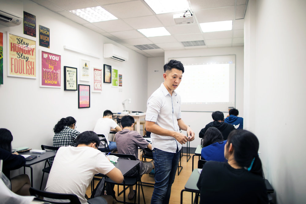 Physics Tuition Centre Singapore