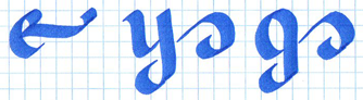 Pretty flourishes are fun.