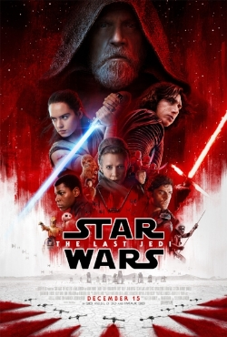 Poster for The Last Jedi