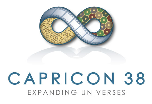 Logo for Capricon 38