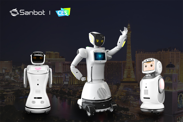 Sanbot is taking robotics technology mainstream by cooperating with IBM Watson, Amazon Alexa, and Nuance. The Sanbot Robot series including Sanbot Elf, Sanbot Nano, and Sanbot Max unleashes the power of cloud-enabled robotics and AI for retailers, hoteliers, schools, nursing homes, and operators in many other customer-oriented industries, delivering smarter and more personalized services.