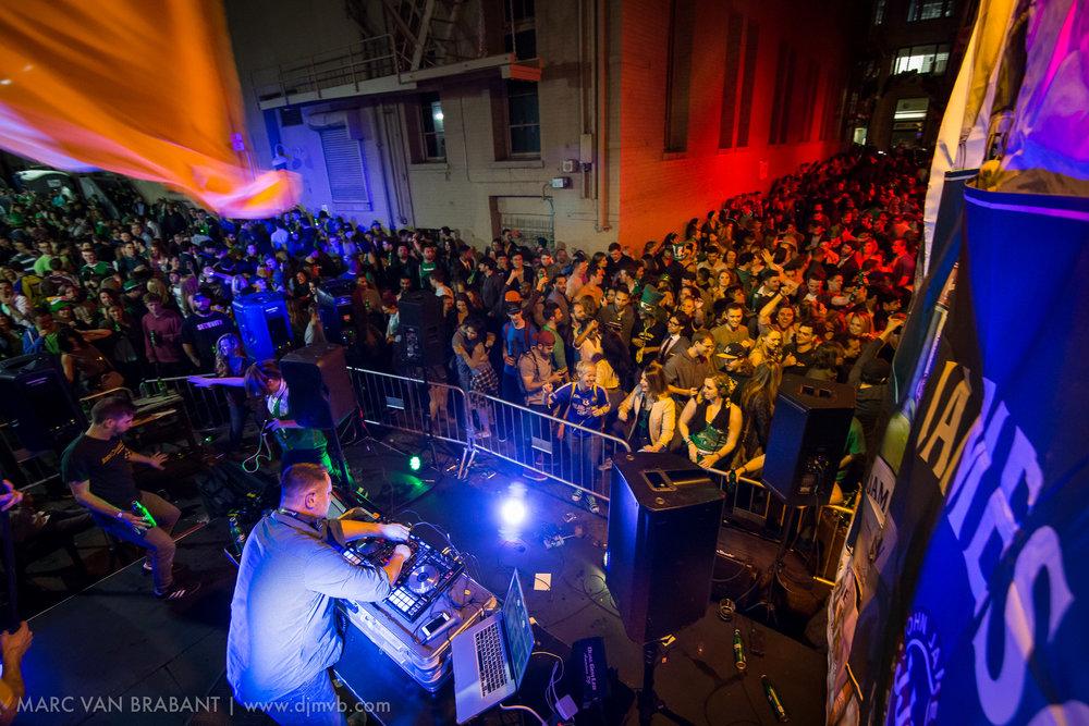 DJ Marc Van Brabant - dj Adi