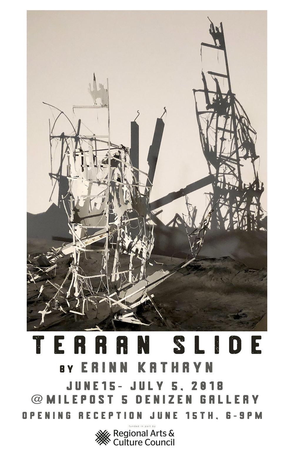 Terran Slide @ Milepost 5