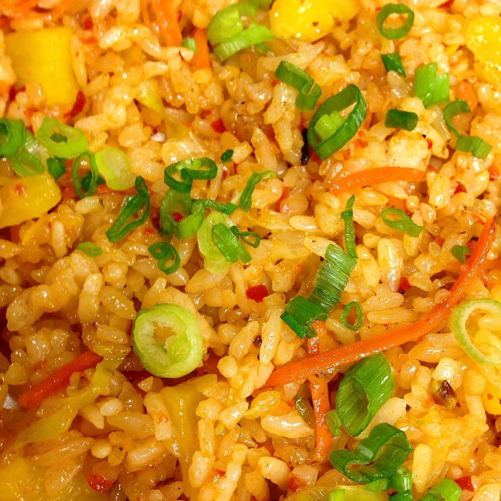 Pineapple Fried Rice Special