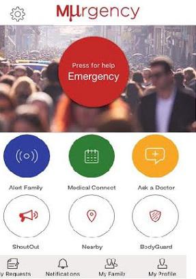 MUrgency App