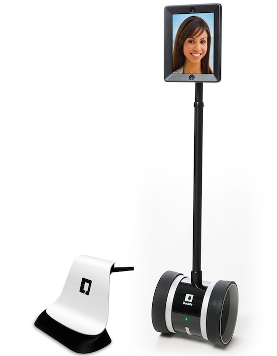 The Double Telepresence Robot