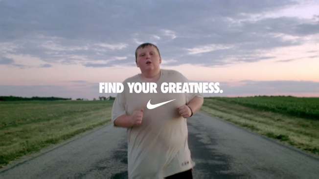 Nike ad: Find Your Greatness | Wieden+Kennedy