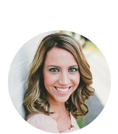 Katie Theuer, owner of Wedding Belles Events