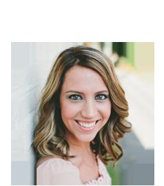 Katie Theuer, owner of Wedding Belles Events