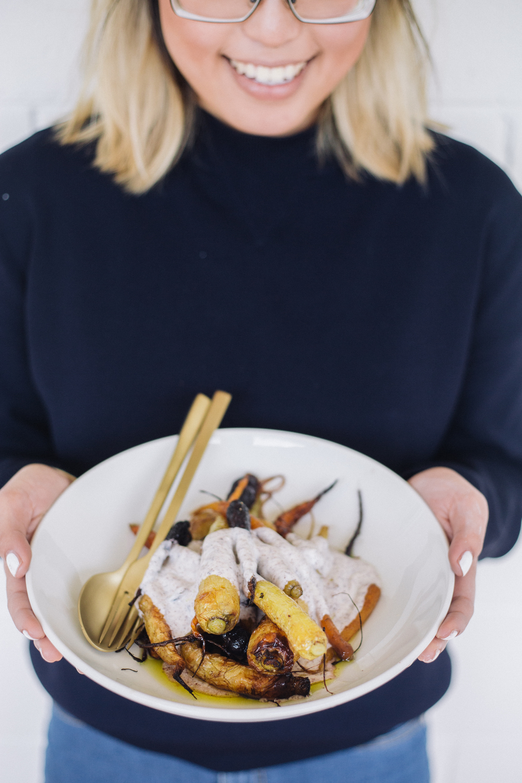 Wanda & her cutlery from  Kinnow Cutlery