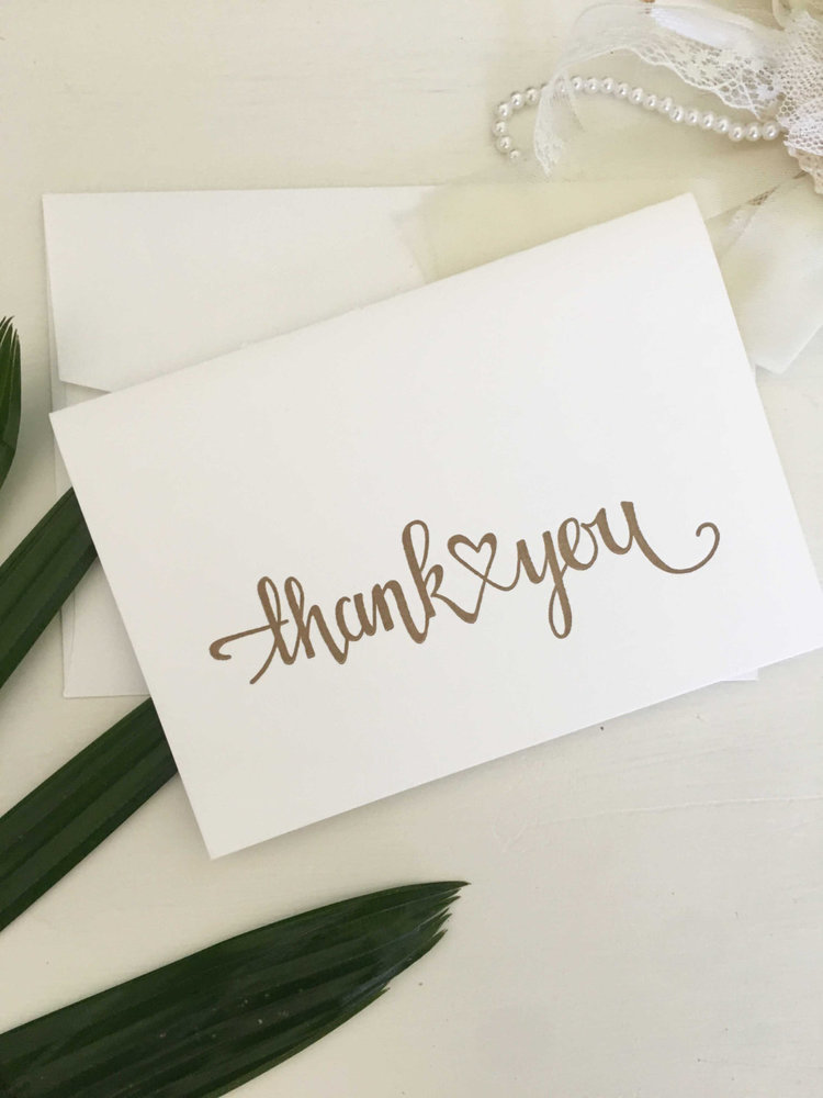 letterpress wedding thank you cards engagement thank you cards thank