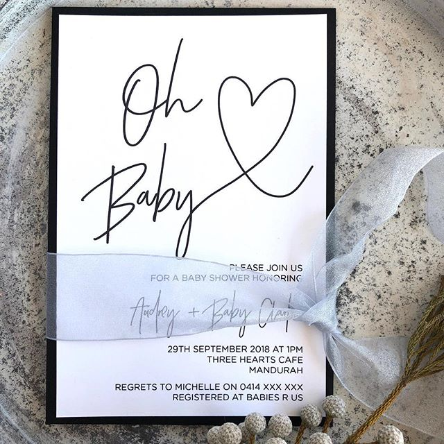 Oh baby! It's time to celebrate and plan your baby shower, how exciting!  #babyshower #ohbaby #babyboy #babygirl