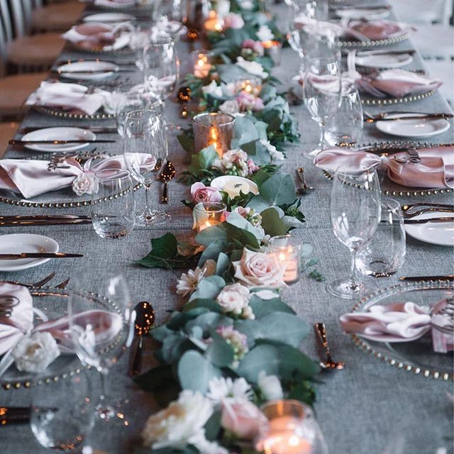 This is Devine! Thanks to  @event_avenue ・・・ Lovely long table florals and styling for Nadine and Cameron's wedding at @frogmorecreek :) Captured beautifully by @jonathanwherrett - Styling, Design, Florals, Chairs, Linen, Cutlery and Charger Plates by @event_avenue  #eventavenue #tassiewedding #tasmanianwedding #tasmanianweddingstylist #frogmorecreek #romanticwedding #classicwedding #chargerplates #weddedbliss #bespokewedding #weddingstyling #weddingstylist #eventstylist #luxewedding #luxurywedding #receptiondecor #pastelwedding #blushwedding #instaweddings #weddingcenterpiece #weddingflowers #weddingflorals #weddingindustry #wedluxe #winerywedding #featuremeoncewed #weddedbliss #brideinspo