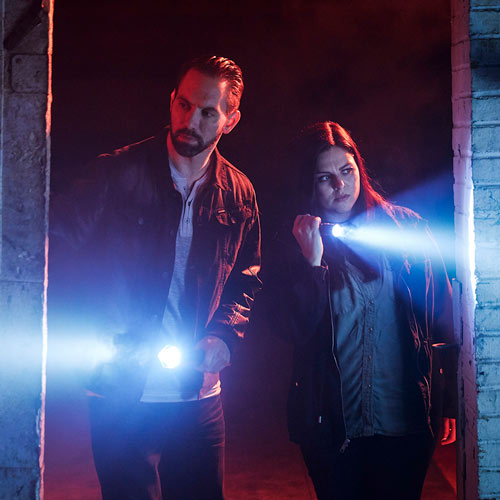 Destination America: Paranormal Lockdown