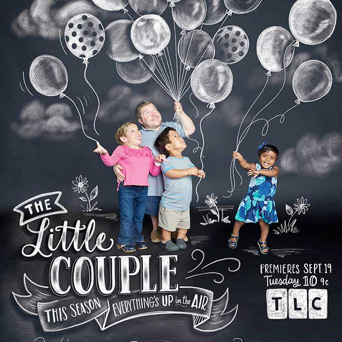 TLC Little Couple Keyart