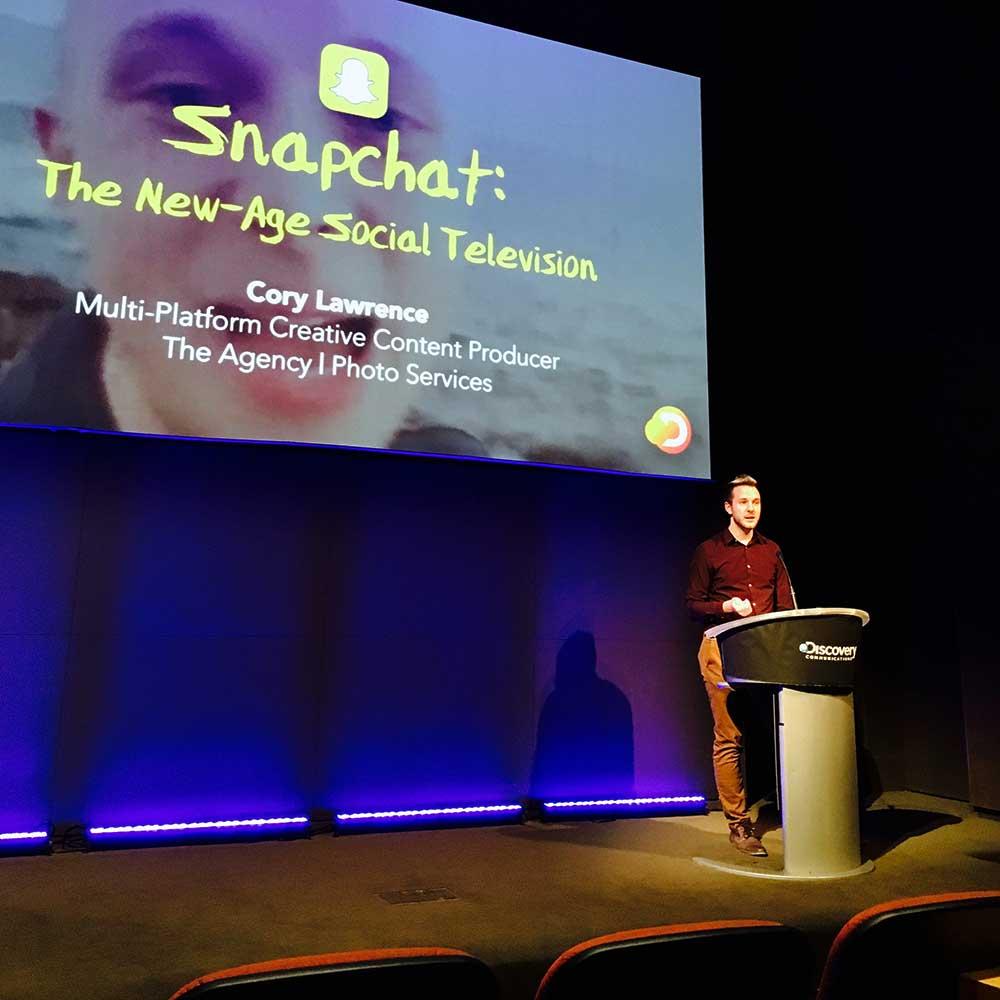 Snapchat Presentation