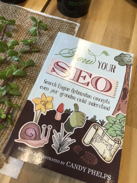 Cay's 'Grow your SEO' Book