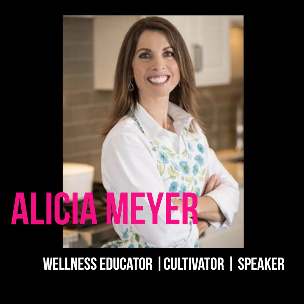 THE JILLS OF ALL TRADES™ Alicia Meyer Wellness Educator
