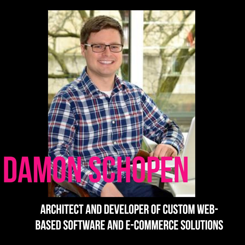 THE JILLS OF ALL TRADES™ Damon Schopen Custom Web-Based Software