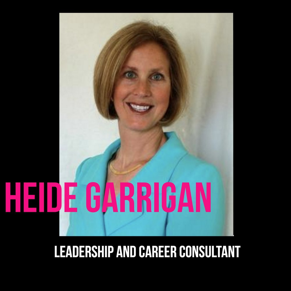 THE JILLS OF ALL TRADES™ Heide Garrigan Leadership and Career Consultant