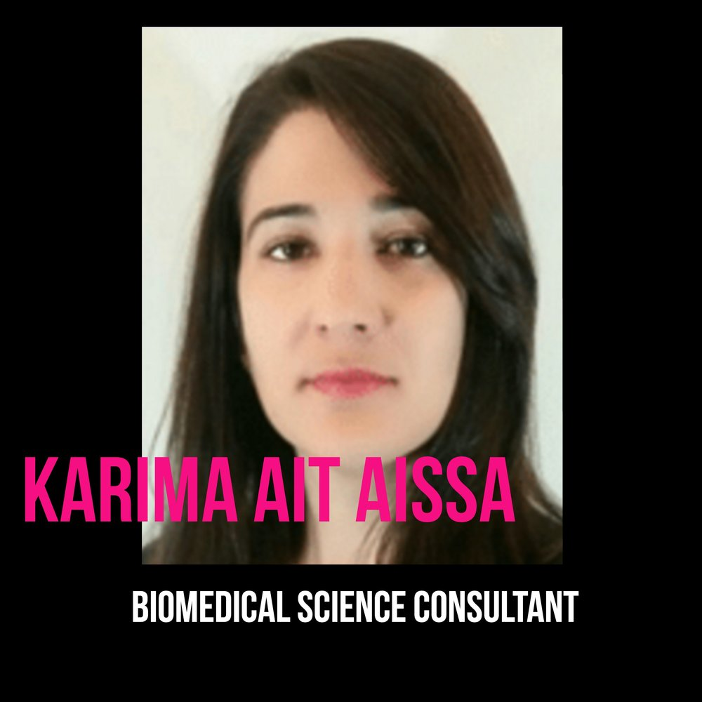 THE JILLS OF ALL TRADES™ Karima Ait Aissa Biomedical Science Consultant