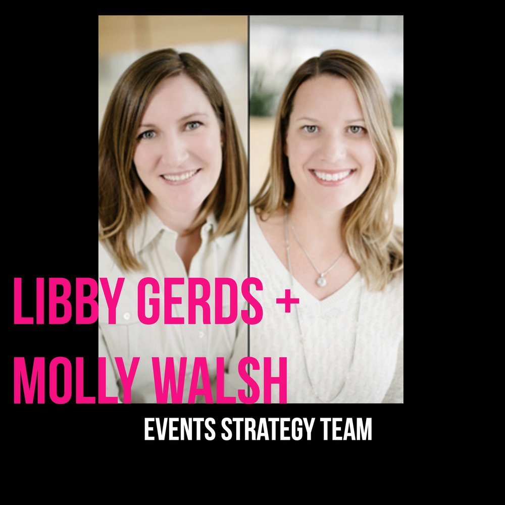 THE JILLS OF ALL TRADES™ Groundwork Events Libby Gerds and Molly Walsh