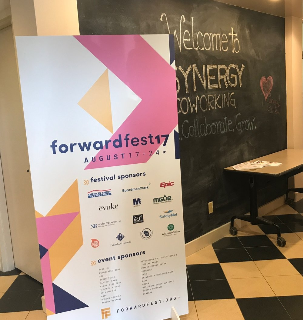 RISE & SHINe, ForwardFest event