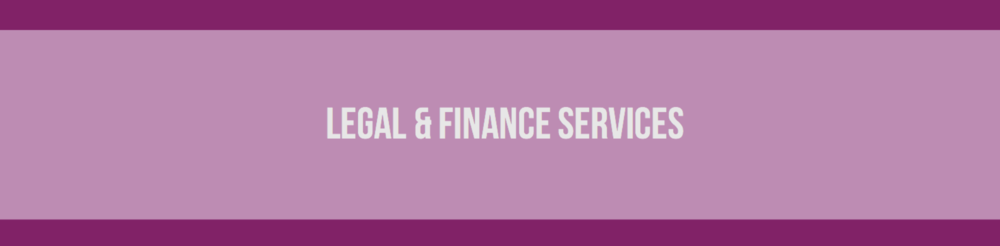 Legal & finance services THE JILLS OF ALL TRADES™