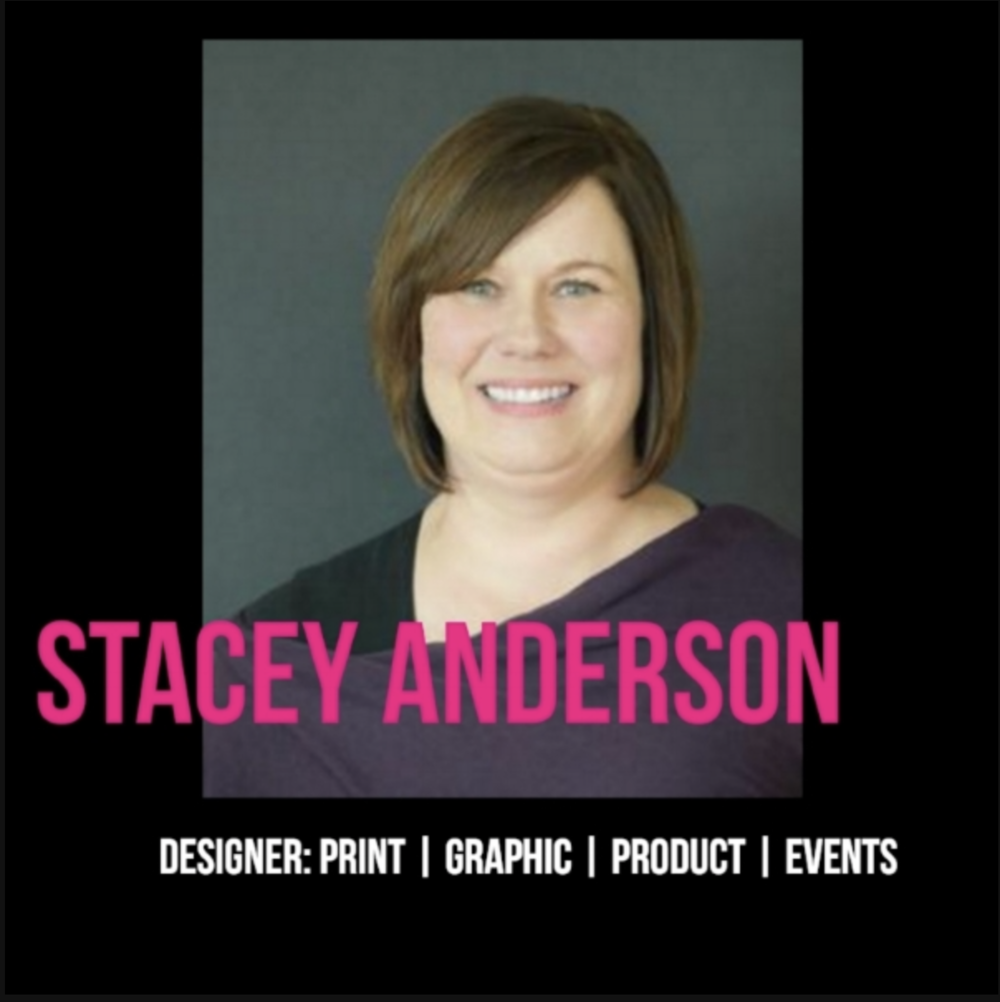 Stacey Anderson-Graphic Designer THE JILLS OF ALL TRADES™