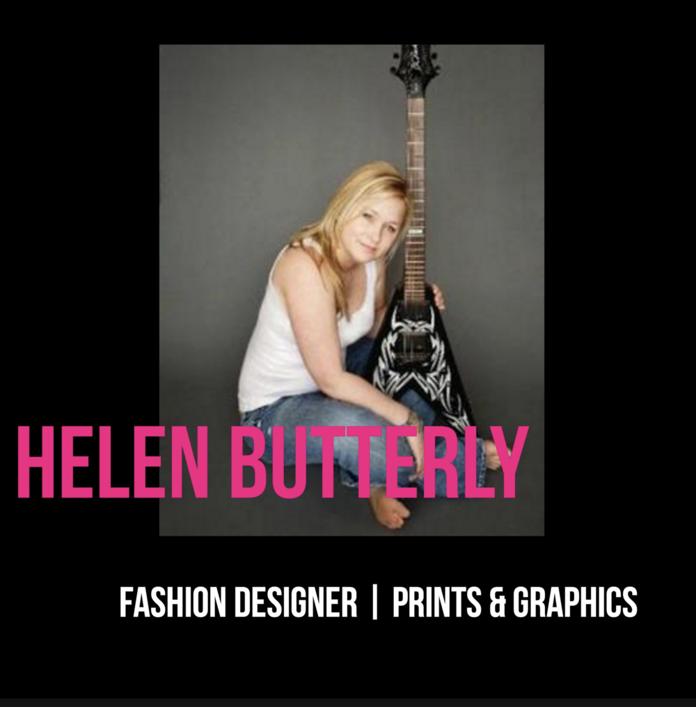 Helen Butterly-Fashion Designer THE JILLS OF ALL TRADES™