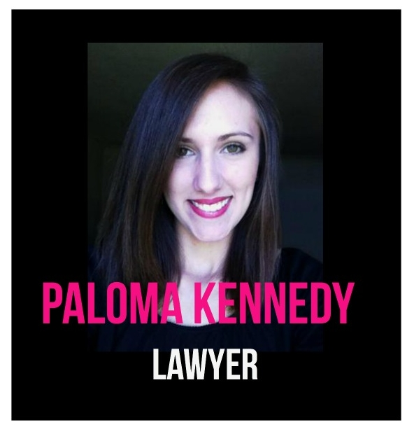 THE JILLS OF ALL TRADES™ Paloma Kennedy- Lawyer