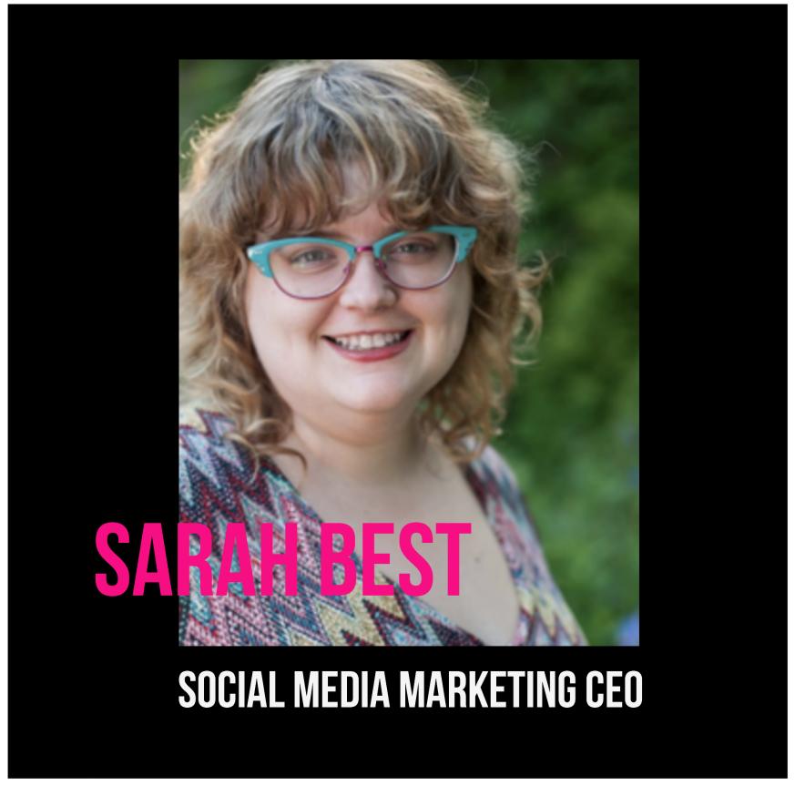 THE JILLS OF ALL TRADES™ Sarah Best Social Media Marketing CEO