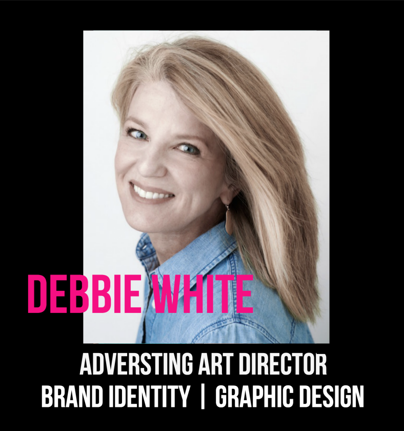 THE JILLS OF ALL TRADES™ DEBBIE WHITE ALLBRITTON  Art Director Frank + Candor