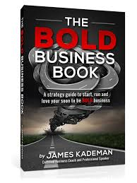The Bold Business Book - James Kademan -drawincustomers.com for more great small business videos, blogs, podcasts and general business building good times! Draw in Customers Business Coaching brings you another Authentic Business Adventures Podcast to help you with your business knowledge. Megan and Corinne, founders of THE JILLS OF ALL TRDES™ business came into the studio.