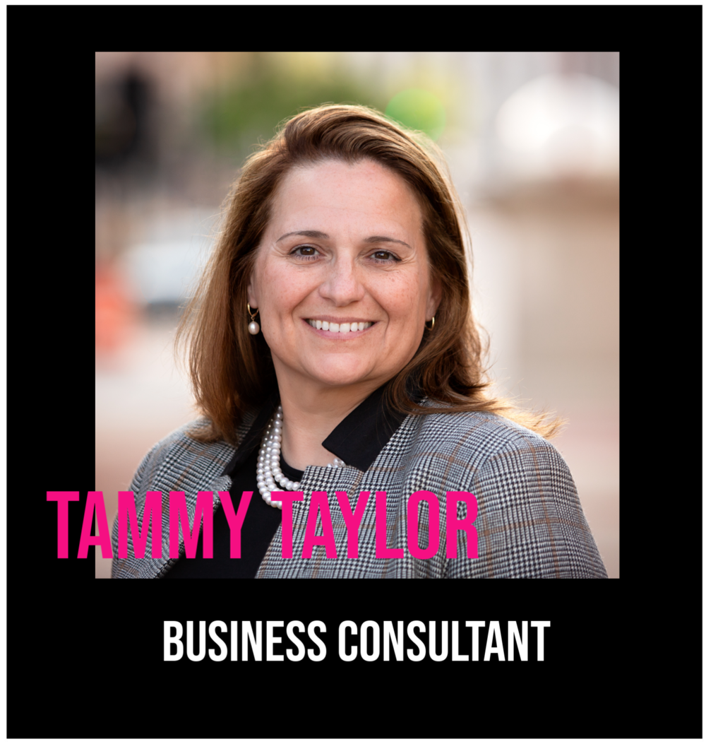 THE JILLS OF ALL TRADES™ Tammy Taylor Business Consultant