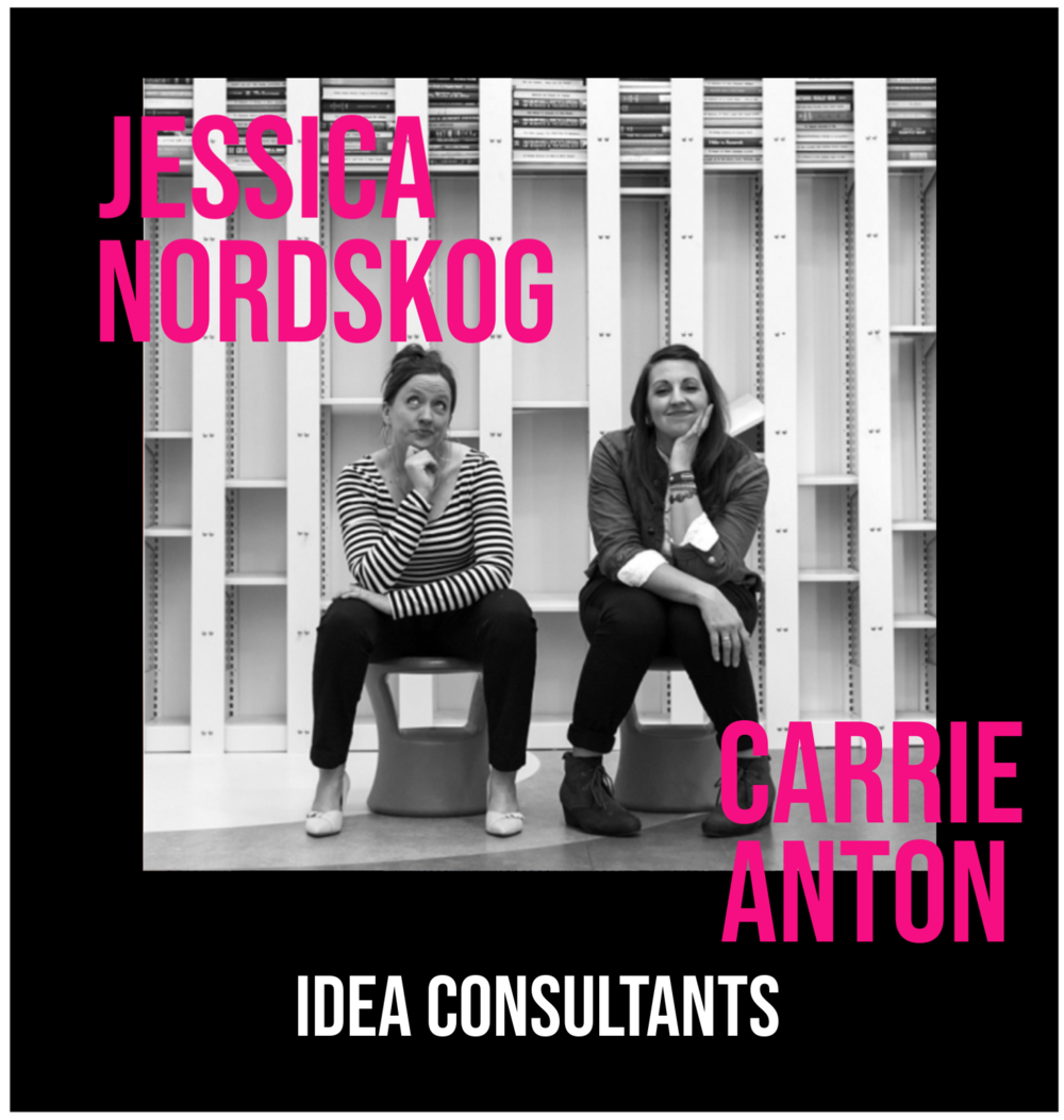 THE JILLS OF ALL TRADES™ Jessica Nordskog & Carrie Anton: Wonder Idea Studio
