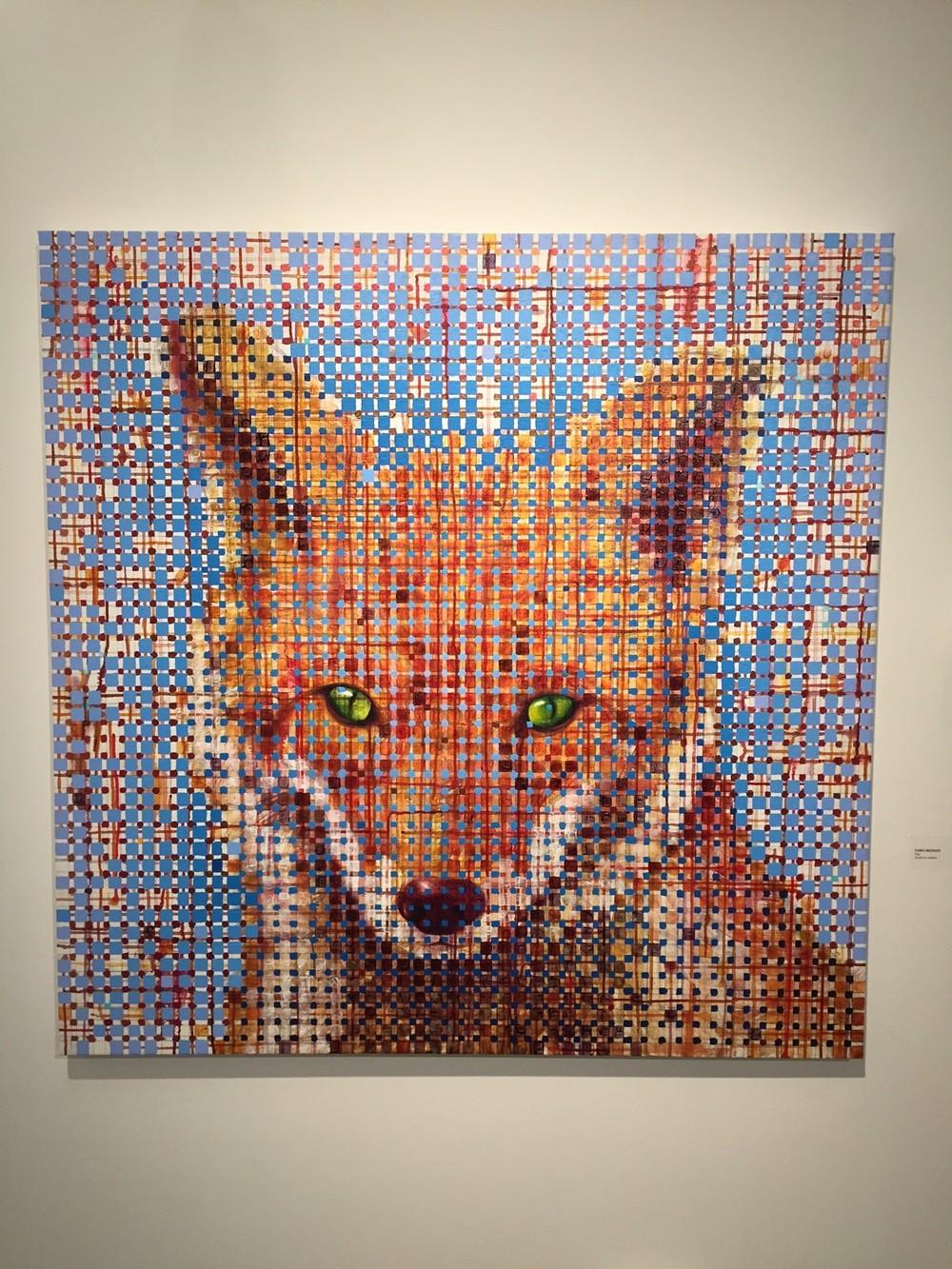 """""""Fox"""" by Fabio Merker"""
