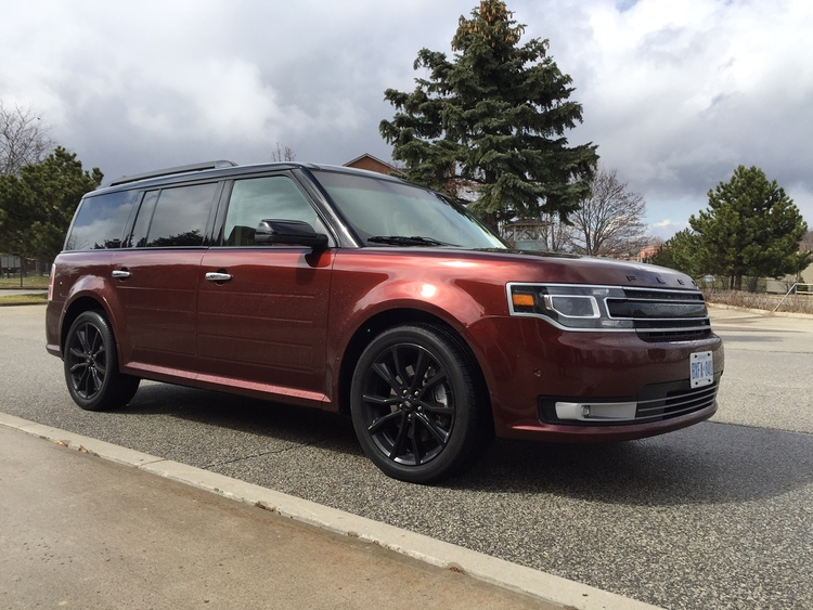 modern motoring: the 2016 ford flex — modern mississauga media