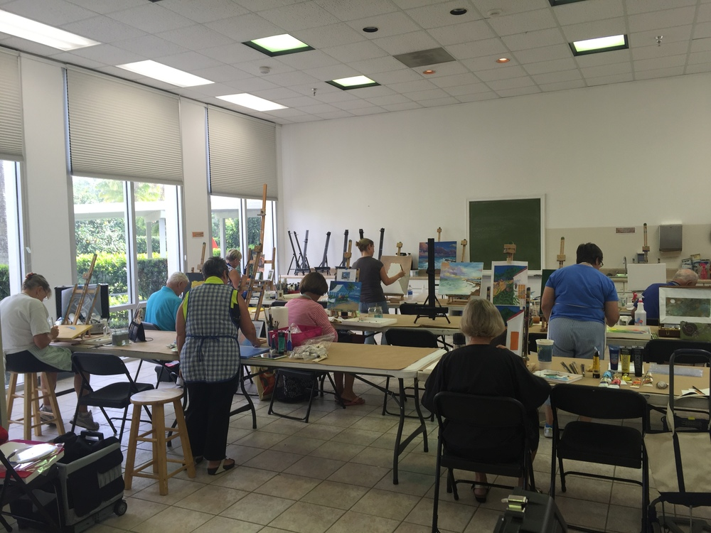 Indian River Vero Beach Museum Art classes 3.JPG
