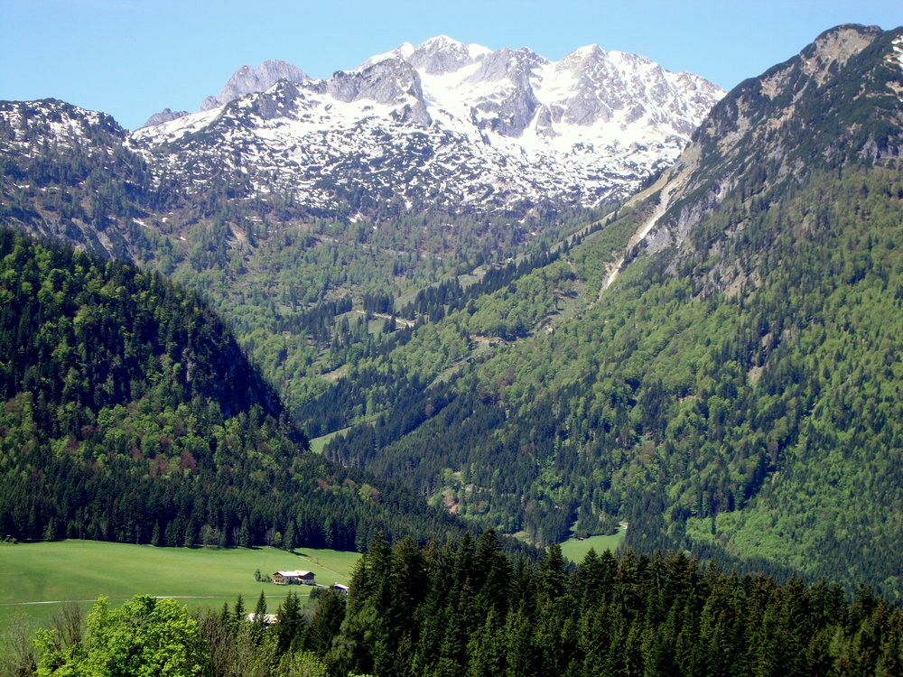 Alps Mountain