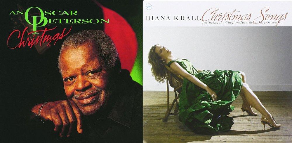 diana krall christmas songs oscar peterson an oscar peterson christmas - Diana Krall Christmas Songs