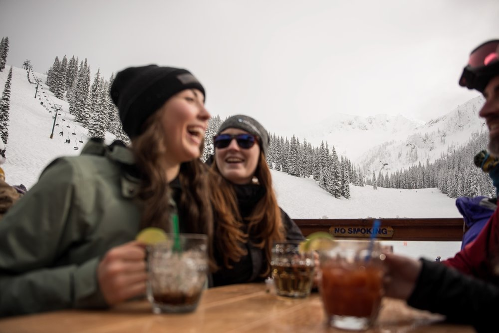 Fresh Tracks Cafe at Whitewater- credit Destination BC-Kari Medig