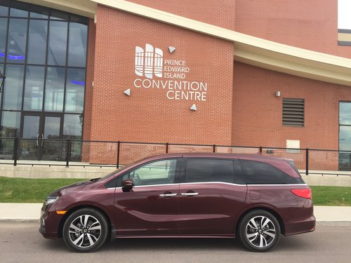 Modern Motoring: 6 takeaways from the 2018 Honda Odyssey — Modern