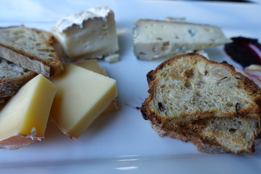 Quebec Cheeses - Blue, Riopelle and Valbert