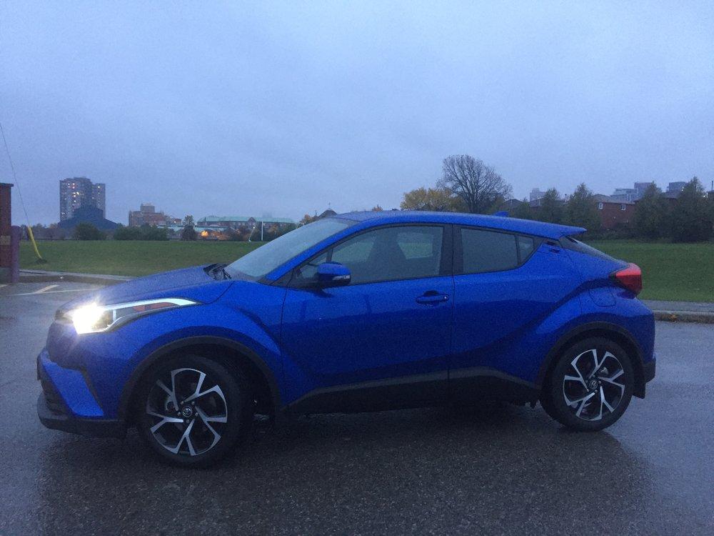 Modern Mississauga 2018 Toyota C-HR