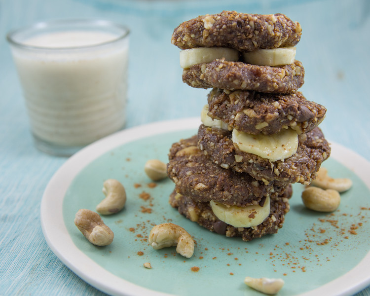 Raw Chocolate Chip Cookie Banana Sandwich.jpg